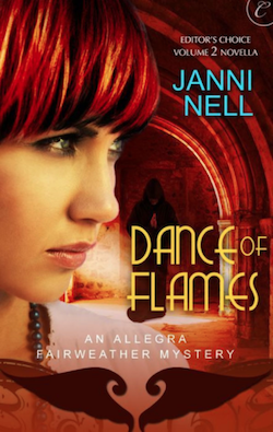 Dance of Flames by Janni Nell