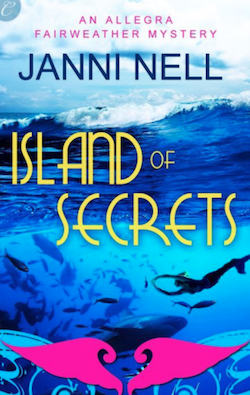 Island of Secrets by Janni Nell