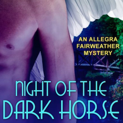 Night of the Dark Horse on Audiobook