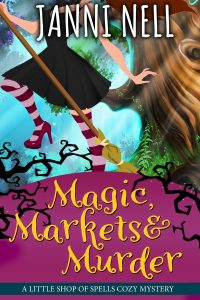 Magic, Markets & Murder