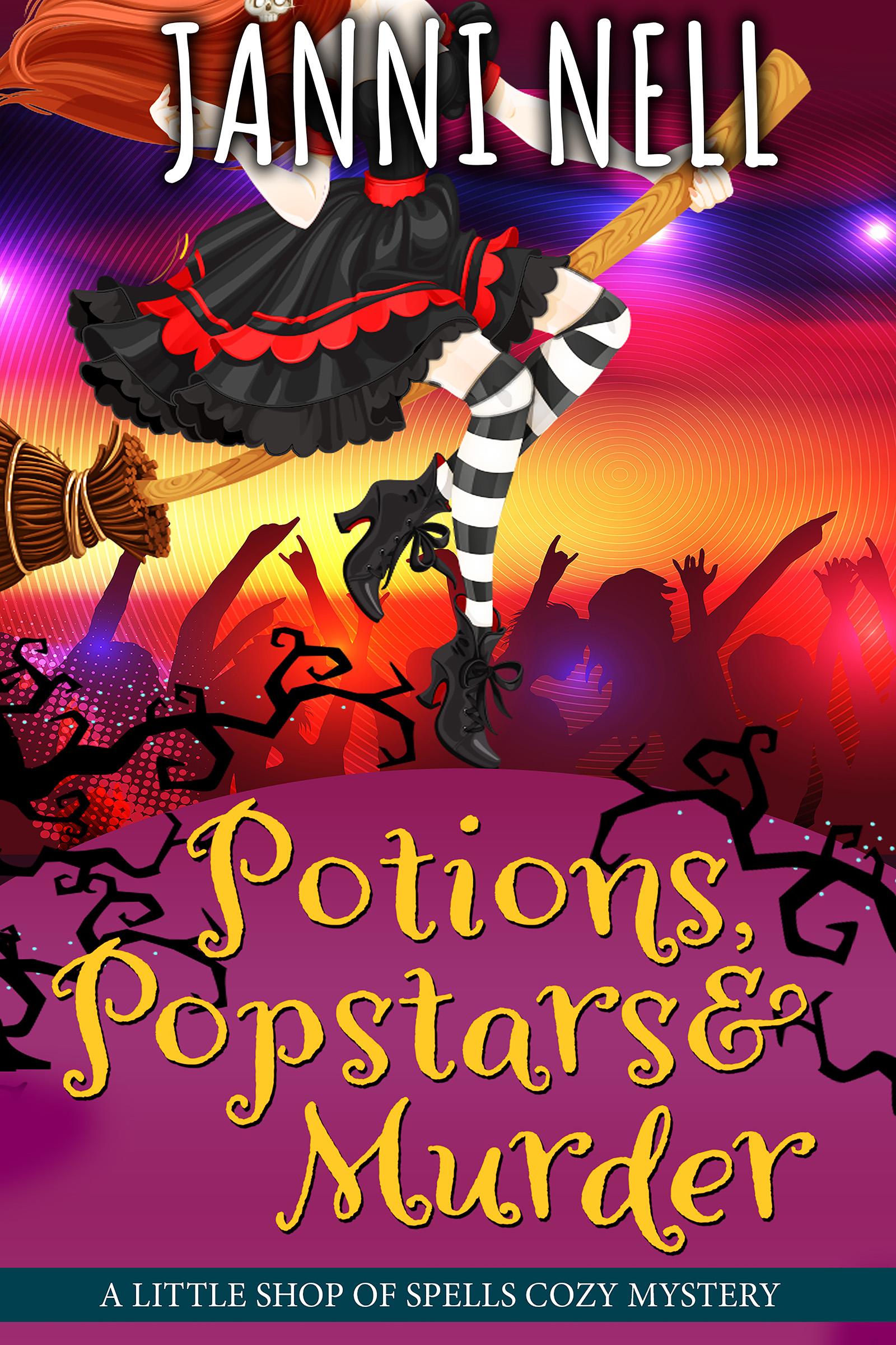 Potions, Popstars & Murder