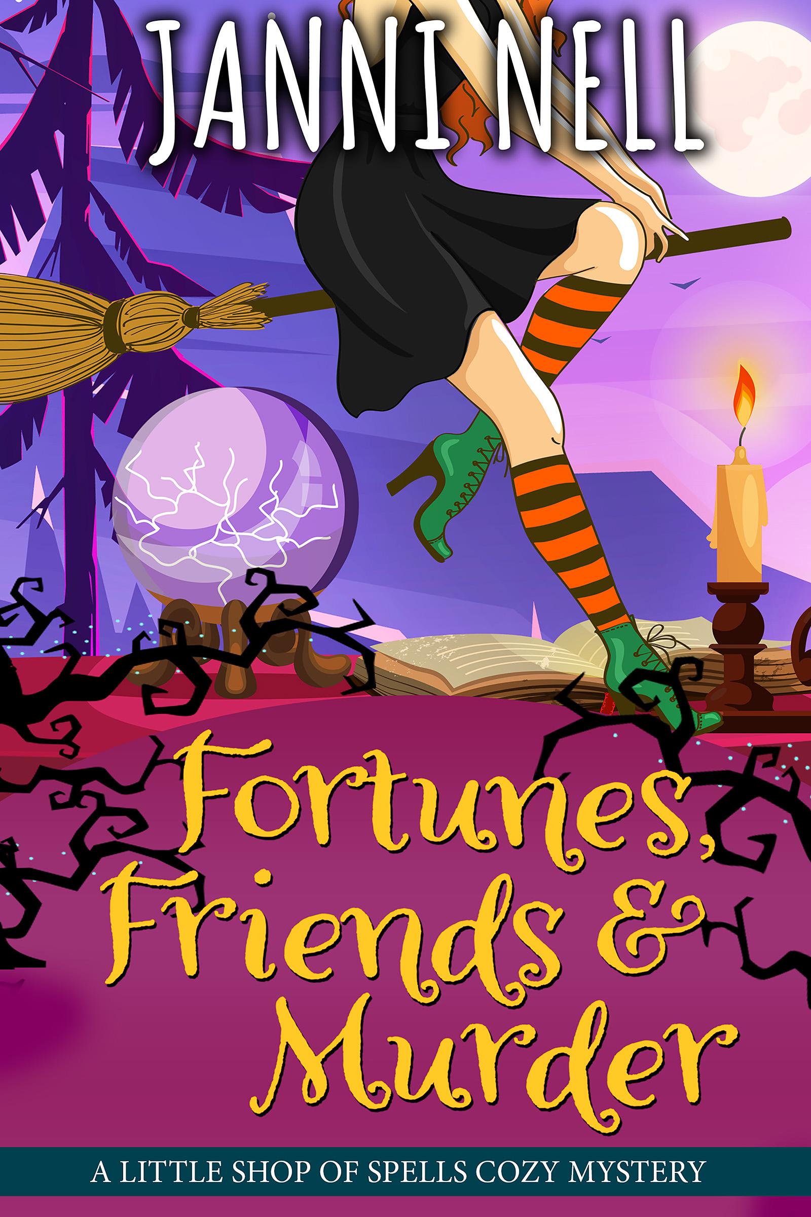 Fortunes, Friends & Murder