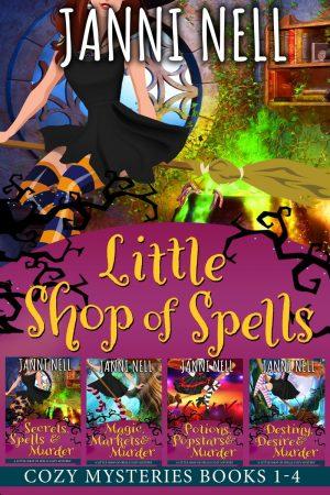 Little Shop of Spells Boxed Set
